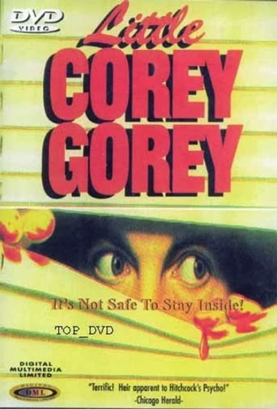 little corey gorey 1993 movie poster