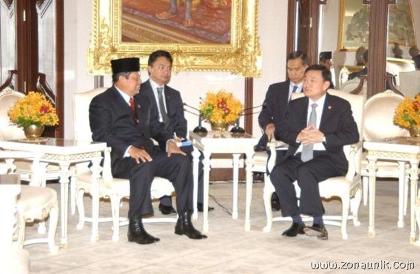 foto keseharian Presiden Indonesia Susilo Bambang Yudhoyono (8)