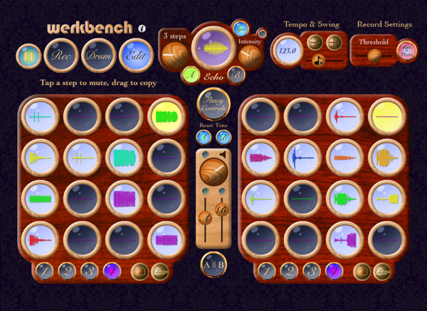 WerkBench steampunk beatbox