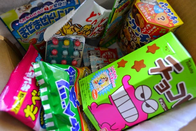 Japanese Treats Subscription Box