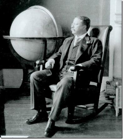 Globe pic Roosevelt