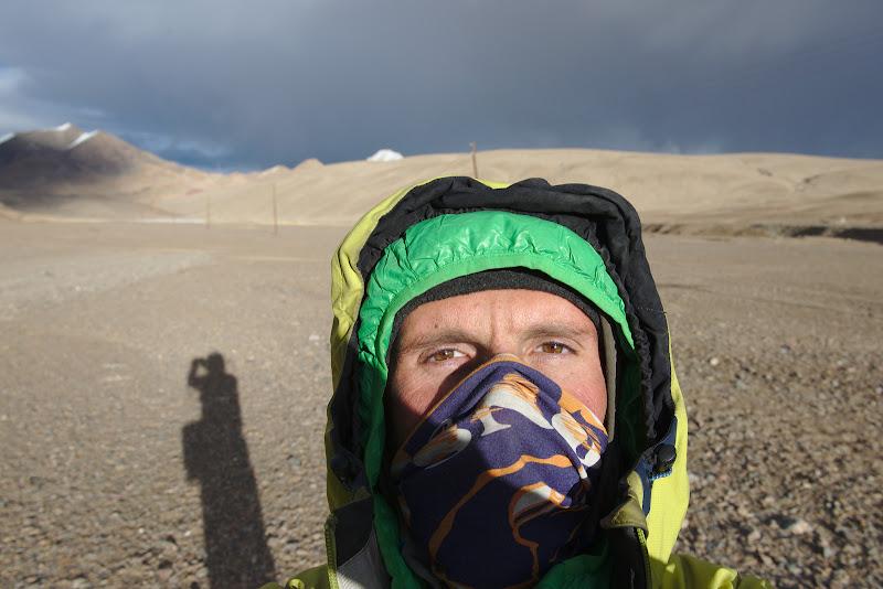 Frig la 4200 de metri.