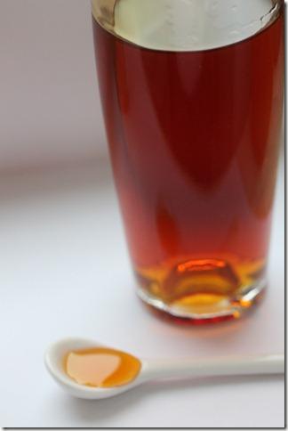 homemade caramel sirup σιρόπι καραμέλας