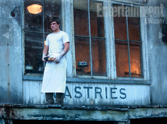 Hunger Games still 2