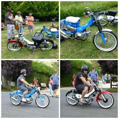 Carcoar - Postie Bikes