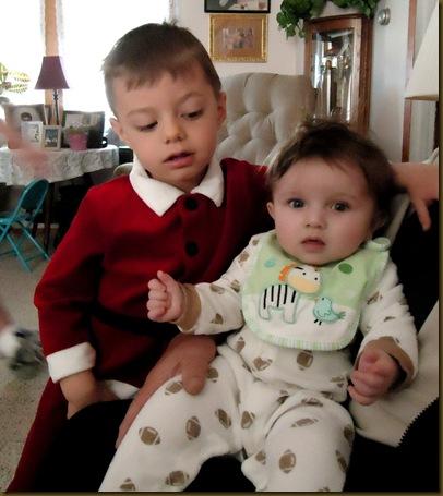 Aidan and PJoe