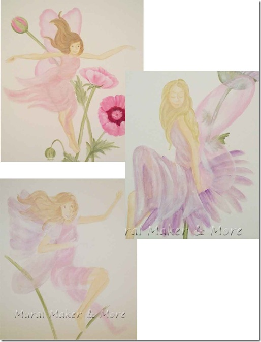 fairy-painting-collage