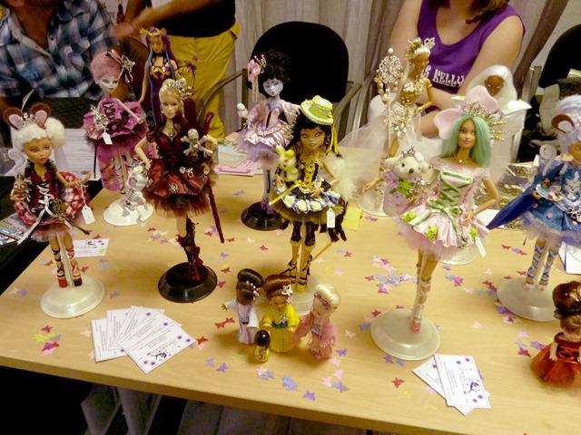 Madrid Fashion Doll Show - Sala de ventas 13