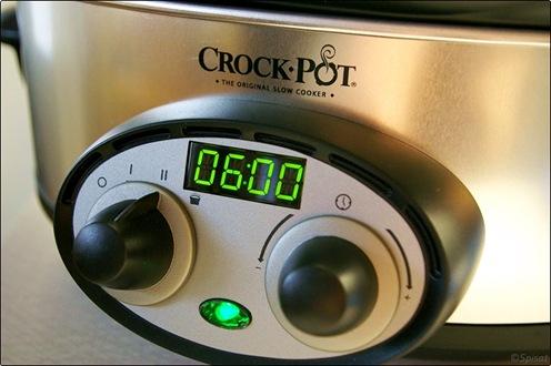 Högrev i Crock-Pot 3