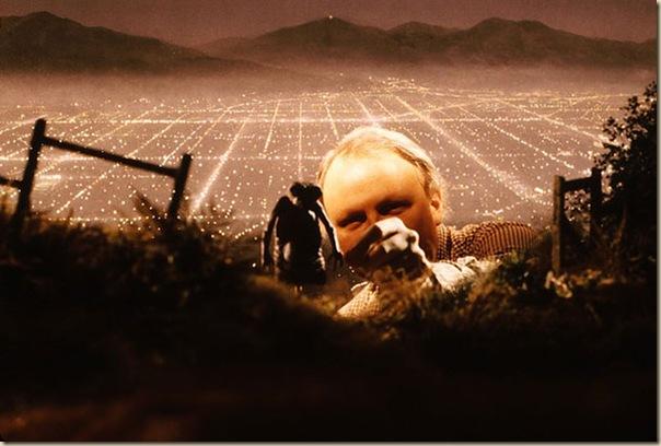 Photos étonnantes dans les coulisses de grands films (24)