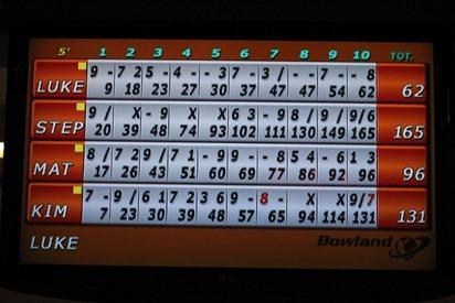 Bowling - 13