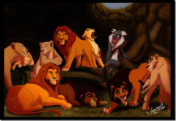 El Rey León,The Lion King,Simba (37)