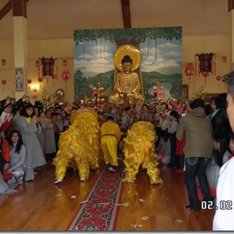 Mùng 3 Tết Giáp Ngọ tại chùa Giác Lâm