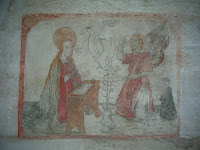 Church paintings