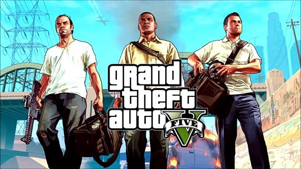 Trailer em Português de Grand Theft Auto V