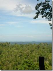 Vista desde Dondonia