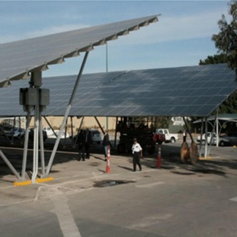 Estacionamiento solar en México un gran impacto visual y ambiental