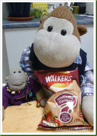 Walkers Mystery Flavour C