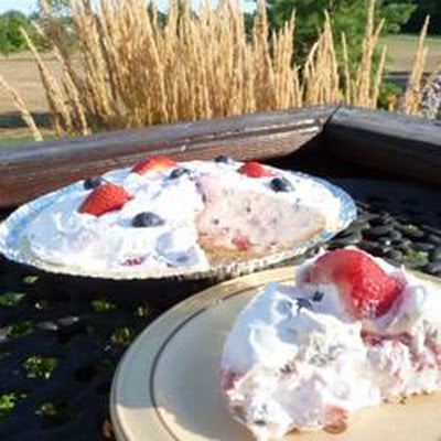 Fruit and Cream Pie I