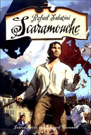 Scaramouche cover