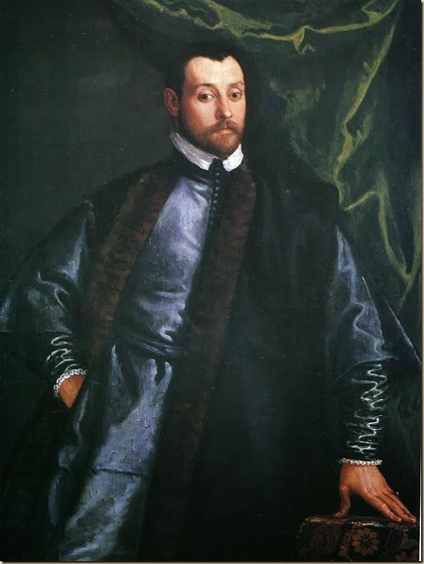 Véronèse , Portrait d'homme