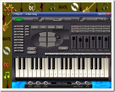 Play it piano make your pc into a music studio free for Software di piano planimetrico