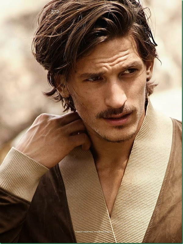 Jarrod Scott for Vogue Hommes International SS 2014