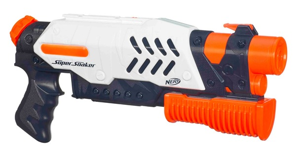 Nerf Super Soaker Scatter Blast blaster lo-res