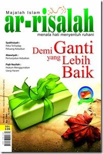 Berbaca Ria Majalah Ar-Risalah