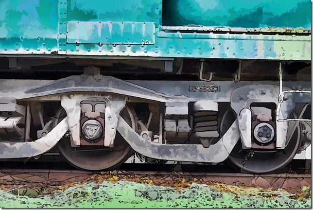 Railcar Truck