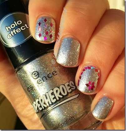 Essence Superhereos Holo effect super, man (4)