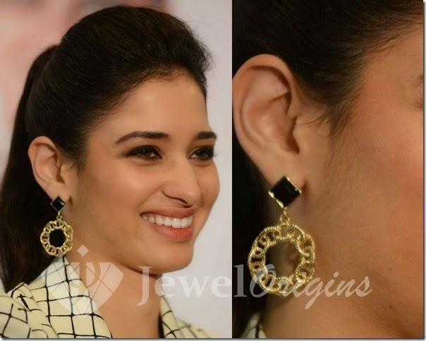 Tamanna_Gold_Earrings