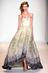 This dress by Lela Rose may be ready-to-wear, but I think it would look lovely coming down the aisle.