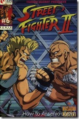 P00006 - Street Fighter II Manga #