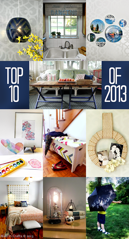 Mad in Crafts Top 10 of 2013