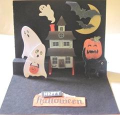 2011 Halloween popup card2
