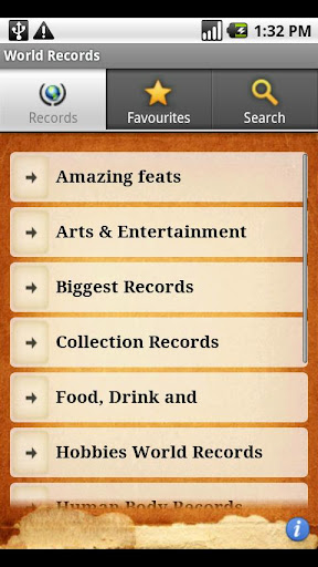 【免費書籍App】Amazing World Records-APP點子