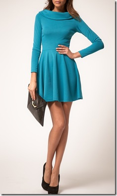 Skater Dress Long Sleeve3