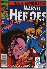 P00021 - Marvel Heroes #29