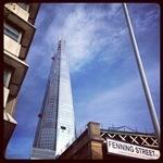 The Shard Fenning Street View