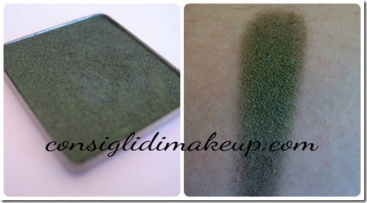 Collage verde humid