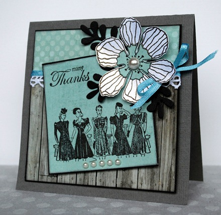 many thanks vintage ladies 1