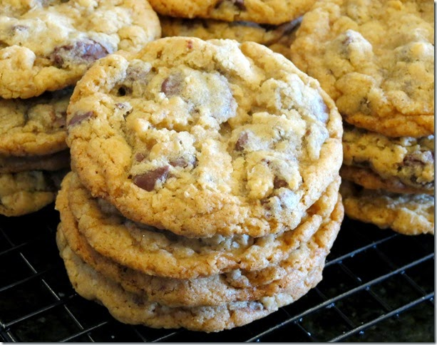 King Arthur Chocolate Chip Oatmeal Cookies