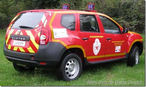 Dacia Duster Firefighter 03