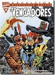 P00020 - Biblioteca Marvel - Avengers #20
