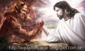 Jesus-cordeiro-e-dragão