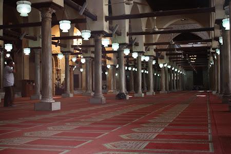 Moscheea Al Azhar Cairo
