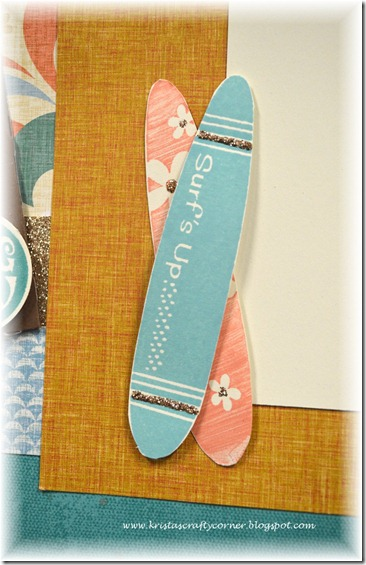 Surf's Up layout_surfboard close up