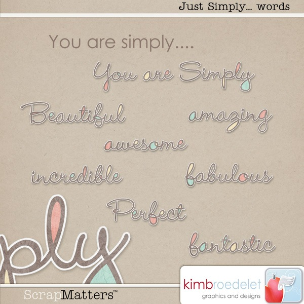 justsimply-words