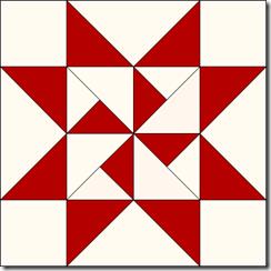 H-10 Pinwheel Star